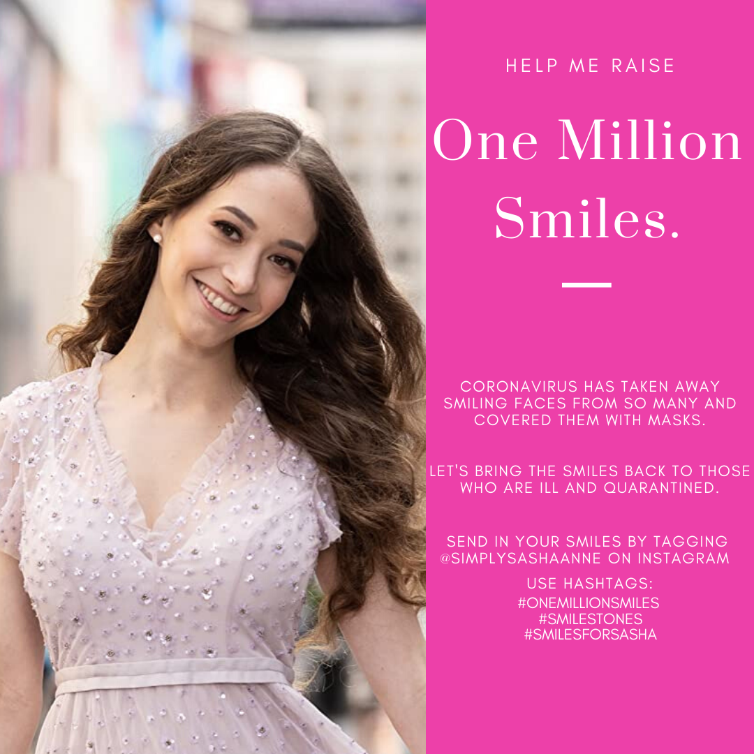 The One Million Smiles Campaign Strives to Gather All the Smiles Coronavirus Has Taken Away